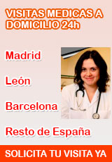 Visitas médicas en España