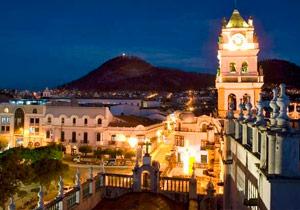 Sucre turismo
